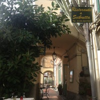 Photo taken at Ristorante A Scibretta by Daria A. on 9/29/2013