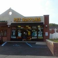 Photo taken at Pet Supplies of Bayside by Jon S. on 7/26/2013
