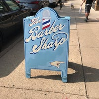 Photo taken at The Barber Sharp by Ben B. on 9/22/2017