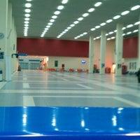 Photo taken at Zakynthos International Airport Dionysios Solomos (ZTH) by Moyko S. on 10/30/2012