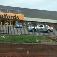 Photo taken at Halfords by Eiffion A. on 5/11/2016
