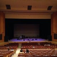 Photo taken at 須坂市文化会館 メセナホール by Mayumi Y. on 1/4/2015