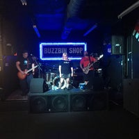 Photo taken at Buzzbin Art & Music Shop by Mark A. on 7/2/2017