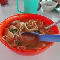Photo taken at Mee Rebus Pak Long by Aspalela A. on 10/12/2016