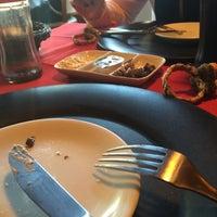 Photo taken at Restaurante Pucci by David B. on 4/30/2016