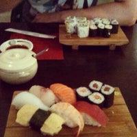 Photo taken at Sushi Sano by Stefan M. on 7/21/2014