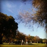 Foto tomada en Parque del Alamillo por Gabriele D. el 4/13/2013