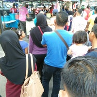 Photo taken at Pasar Malam Port Dickson by Nur A. on 5/28/2017