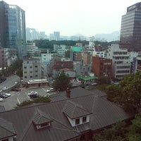 Photo taken at 서울보증보험 by Jumong ᆞ. on 8/11/2013