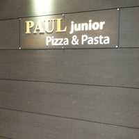 Photo taken at Paul Junior Pizza & Pasta by Jumong ᆞ. on 12/27/2013