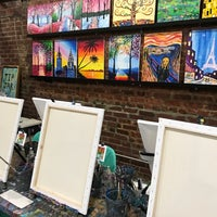 Photo taken at Painting Lounge by Jason T. on 1/29/2017