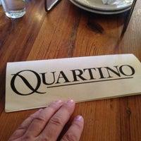 Photo taken at Quartino by Gorgi on 11/24/2012