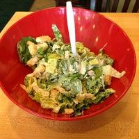 Photo taken at Salad Creations by Gorgi on 6/22/2013