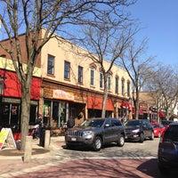 Photo taken at Downtown Naperville by Gorgi on 3/23/2013