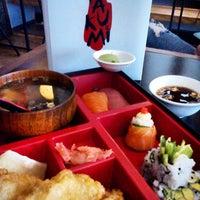 Photo taken at Takumi Japanese Diner by James C. on 1/27/2016