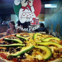Photo taken at Goloso Pizzeria by James C. on 1/6/2015