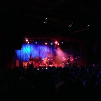 Photo taken at Marquee Theatre by Nate H. on 10/27/2012