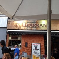 Photo taken at Lizarrán by Merijn V. on 7/29/2014