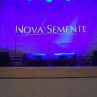 Photo taken at Igreja Adventista do Sétimo Dia - Nova Semente by Guilherme C. on 9/29/2012
