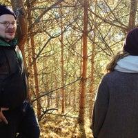 Photo taken at Puuvuori by Ville H. on 10/20/2013