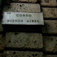 Photo taken at Corso Buenos Aires by Ayça Ş. on 11/14/2012