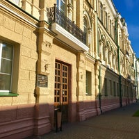 Photo taken at МГУ Кулешова 2 Корпус by Ольга Б. on 6/19/2017