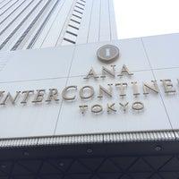 Photo prise au ANA InterContinental Tokyo par Koden T. le10/12/2013