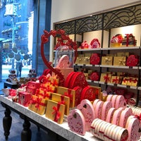 Photo taken at Godiva Chocolatier by Marina A. on 1/31/2018