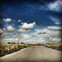 Photo taken at Bull Island by Ronan M. on 5/9/2013