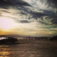 Photo taken at Bull Island by Ronan M. on 1/3/2013
