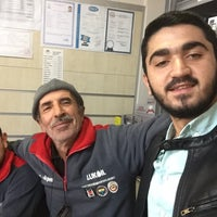 Photo taken at Lukoil-Akademi Petrol by Osman Ç. on 10/19/2016