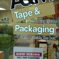 Photo taken at A&M Tape & Packaging by MrBoxOnline on 4/5/2013