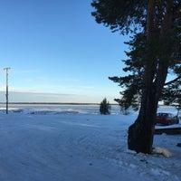 Photo taken at vihiluoto by Antti J. on 1/30/2016