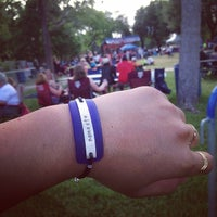 Photo taken at Denton Arts and Jazz Festival by Loan H. on 4/27/2014