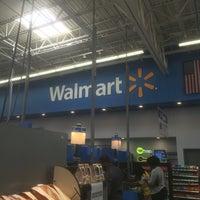 Photo taken at Walmart Supercenter by Antonio J. on 8/22/2016