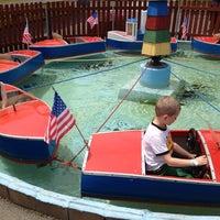 Photo taken at Sylvan Beach Amusement Park by Craig W. on 7/27/2013