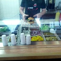 """Photo taken at Acme Burger Company by Gwen """"GoldieLock'N'Load"""" M. on 6/8/2013"""