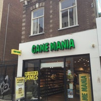 Photo taken at Game Mania by Roderick V. on 2/4/2016