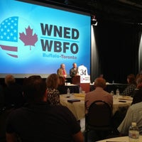 Photo taken at WNED by Patrick W. on 10/19/2016