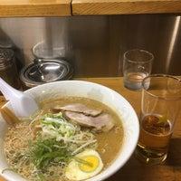 Photo taken at 赤れんがラーメン 南4条店 by masatoshi i. on 4/15/2017