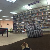 Photo taken at Perpustakaan Hamdan Tahir by Syahila A. on 4/25/2016