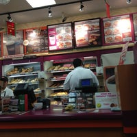 Photo taken at Dunkin Donuts by Sean on 11/30/2012