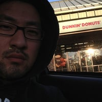 Photo taken at Dunkin Donuts by Sean on 10/21/2012