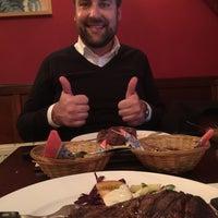 Photo taken at La Brasa Steakhouse by Henk R. on 4/7/2015