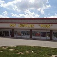 Photo taken at Pet Supplies Plus by Lori B. on 5/29/2013