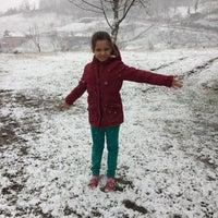 Photo taken at havuzlu bahce mahallesi by Nagihan T. on 1/26/2017