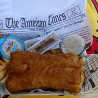 Photo taken at The Celtic Knot Fish & Chips by Ian M. on 1/25/2016