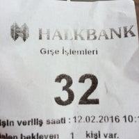 Photo prise au Halkbank par İbrahim Halil İ. le2/12/2016