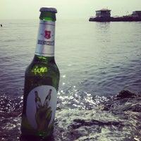3/31/2013 tarihinde Sinan P.ziyaretçi tarafından Moda Sahili'de çekilen fotoğraf