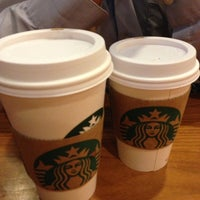 Photo taken at Starbucks by Diana H. on 10/9/2012